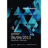 Chris Liebing - Live @ Time Warp 2013, Mannheim, Alemanha (06.04.2013)