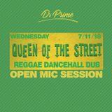 Dr Prime live @HillStreetBlues AMSTERDAM  7/11/18 (OPEN MIC + DJ SET)