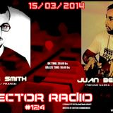 Juan Benedetti @ Vector Radio #124 - 15-03-2014