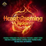 Heartwarming Riddim Mix Promo (Akom Rec.-Feb 2013) - Selecta Fazah K.