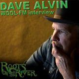 Dave Alvin: WOOL-FM interview