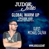 JUDGE JULES PRESENTS THE GLOBAL WARM UP EPISODE 650