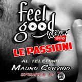 Puntata del 31 gennaio - Telefonica con Mauro Corvino speaker di Radio Deejay