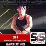 S&S Podcast 021 - Zeek