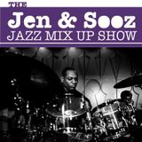 Jen and Sooz Jazz Mix up Vince Dunn World renowned Drummer Top 10 19th Feb 2017