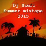 Dj Szefi - Summer mixtape 2015