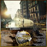 DJ MODESTY - THE REAL HIP HOP SHOW N°308