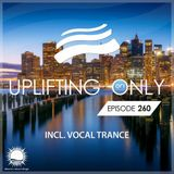 Ori Uplift – Uplifting Only 260 (Feb 1, 2018) [incl. Vocal Trance]