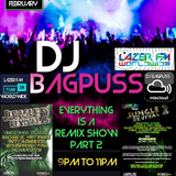 Bagpuss live on Lazer FM 17 Feb 2018 - Everything is a remix part 2 - Jungle & DnB