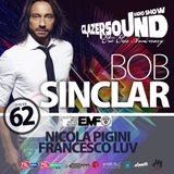 Glazersound Radio Show Episode #62 Special Guest Bob Sinclar