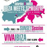 Angel Cielo / Ibiza Meets St.Moritz @ ViVai Club / 9.March.2013 / Ibiza Sonica