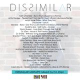 Dissimilar Mixtape - Mixed by DJ JDen