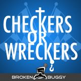 Checkers 46: You sinned and you suck?!
