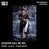 Sleeper Cell w/ ike. - 29th March 2019