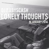 LONELY THOUGHTS IN JANUARY 2014