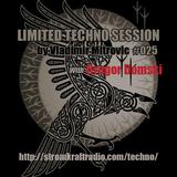 Limited Techno Session #025 with Gregor Domski