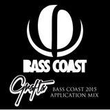DJ Grafta - BASS COAST - Application Mix 2015