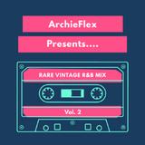 Rare Vintage R&B Mix Vol. 2