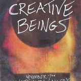 Live Mix for Creative Beings at White Cloth Gallery (7/11/2014)
