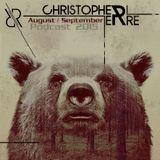 Christopher Erre - August, September 2015