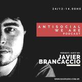 Antisocial Podcast - 24 Dic. Javier Brancaccio