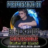 Cornerstone 'The Next Chapter' Promo Mix Compiled & Mixed By 'Blackfoot'
