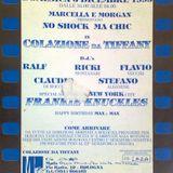 Colazione da Tiffany c/o Matis (Bo)  Flavio Vecchi  3-12-1995