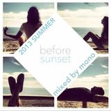 Dj Mono - Best of Before Sunset Beach 2013