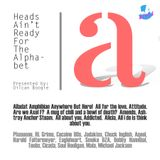 OilcanBoogie - Heads ain't ready for the alphabet - Side a1