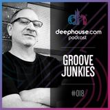 deephouse.com podcast 018 with Groove Junkies