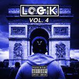 L0G1K - Vol. 4 (Hip Hop, RnB and Afrobeats)