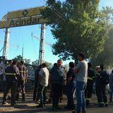 2016-12-01 Traslado de 23 trabajadores de la planta Navarro ACINDAR Móvil de Gabriela Echenique