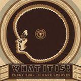 What it is! DJ Pete Hulme 45 mix!