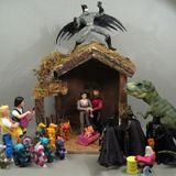 Nativity in Wax