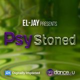 EL-Jay presents PsyStoned 025, DI.fm Goa-Psy Trance Channel -2016.03.13