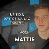 BDM Guestmix 005 by DJ MATTIE