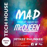 M.A.D @ McQueen Promo Mix