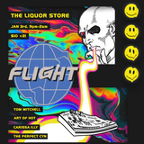 FLIGHT- ACID FROM ANOTHER PLANET @ The Liquor Store- CARISSA ILLY