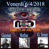 Gsonar for Divine Stage on RMIN 06/04/2018