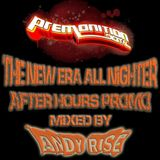 Andy Rise - Premonition Digital After Hours Promo