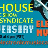 SOUND SYNDICATE TO BE HOUSE MUSIC SHOW 42