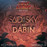 Said The Sky & Dabin @ Lost Lands Festival, United States 2019-09-29