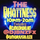 Climax Radio - Phattness Hip-Hop Show pt.02 - DJ BNZ FX & DJ JUS BLAZE