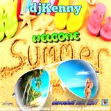 DJ KENNY WELCOME SUMMER DANCEHALL MIX JUL 2K17