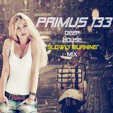 "Primus 133 - Deep House ""Slowly Burning"" Mix"