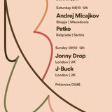 J-Buck & Jonny Drop live @ D59B Belgrade