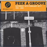 Peek a Groove 18th February 2017