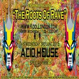 Jerome Hill @ The Roots Of Rave Acid House Special Trip!! - Kool London - 03.06.2015