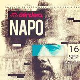 Dj Napo @ Dendera (Sala Blackstar, Coslada, 16-09-18)