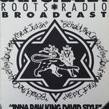 """JAH SHAKA """"Inna raw King David Style"""" Roots Radio broadcast Kiss Fm August 1994"""